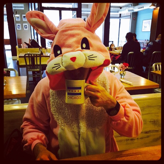 Happy Easter…