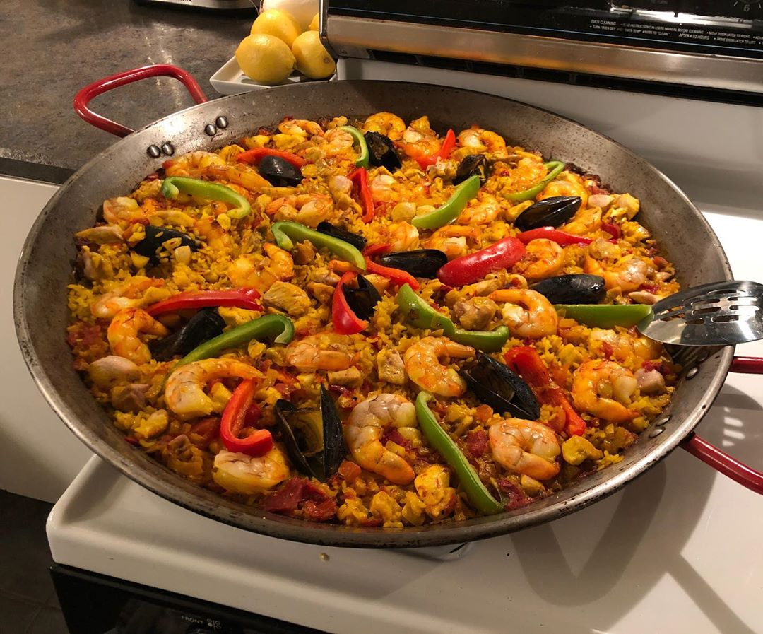 Paella 🥘 Party